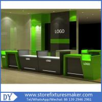 Wholesale Mobile Phone Shop Interior Design With Customized Logo Color Size from china suppliers