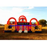 Wholesale Adrenaline Rush Inflatable Obstacle Course from china suppliers