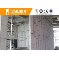 Wholesale Foam precast concrete sandwich panels Heat Insulated 2 hours Fire Resistant from china suppliers
