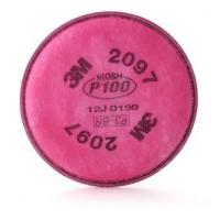 Quality 3M Particulate Filter 2097, P100 Respiratory Protection,Nuisance Level Organic VaporRelief for sale