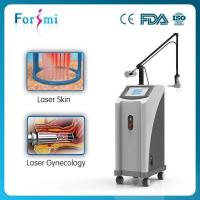 Wholesale Vertical RF tube Co2 Fractional Laser Machine Vaginal Tightening With Air Cooling from china suppliers
