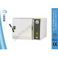 Wholesale 19 Liter Automatic Control Autoclave Pressure Steam Sterilizer Auto dry Function from china suppliers
