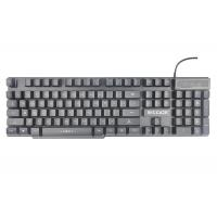 ABS Colorful LED Gaming Computer Keyboard 104 Keys For Windows / MAC