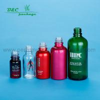 Wholesale Color Coated Essential Oil Bottle Hot-stamping For Cosmetic Oil from china suppliers