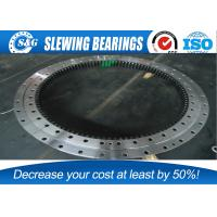 Quality Large Slewing Ring Bearing Komatsu PC200-1 , PC200-2 , PC200-3 , PC200-5 , PC200-6 for sale