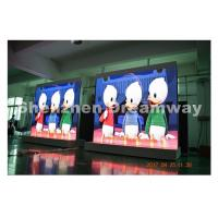 Quality Showroom P 3 HD led display rgb Video Live Broadcast , led full color display for sale