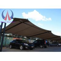 Wholesale Portable Stainless Aluminium Alloy Car Parking Tensile Structure Knock Down Type from china suppliers