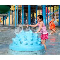 Wholesale Carp Spray Park Fiberglass Water Park Equipment , Water Play Equipment from china suppliers