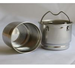 Buy cheap Stainless Steel Mesh Tea Strainer Perforated|Tea Infuser Metal Cup Strainer|Loose Tea Leaf Filter Sieve from wholesalers