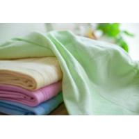 Wholesale Fashionable Organic Cotton Towels Solid Colors Unique Microfiber Bamboo Cotton Towels from china suppliers