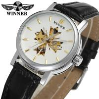 Buy cheap Hand Wind Precision Time Mens Automatic Watch 40mm Case For Gentleman With white dial from wholesalers