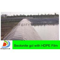 Wholesale geosynthetic clay liner for fish pond from china suppliers
