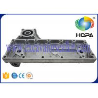 China High Precision Excavator Engine Parts , Komatsu 6D95 Oil Cooler Cover Assy 6207-61-5110 on sale