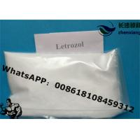 Wholesale Letrozol Anti Estrogen Steroids White crystalline powder treat breast cancer from china suppliers