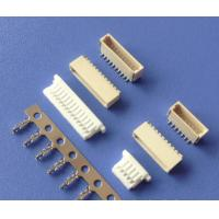 Wholesale JVT SH 1 Mm Pitch Connector , Single Row Wire To Board Crimp Style Connector from china suppliers