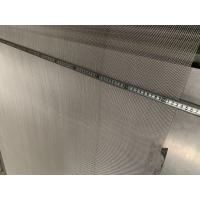 China Stainless Steel Filter Screen Mesh , SS Wire Cloth Mesh For Chemical Fiber Industry on sale