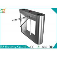 Wholesale Stainless Steel Waist Height Turnstiles Security Gate Tripod Turnstiles from china suppliers