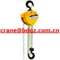 Wholesale high quality HSZ-A chain hoist in low price from china suppliers