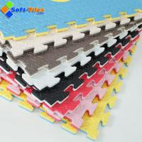 Wholesale Double Colour Mat Sport Reversible EVA mat High Density from china suppliers