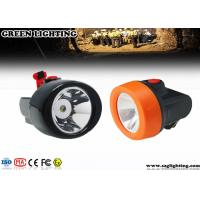 Wholesale Wireless CREE Miners Light With Charging Light , Rechargeable Miners Lamp  from china suppliers