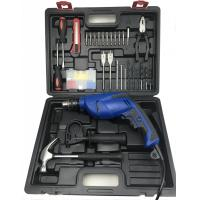 Wholesale 13mm Impact Drill Machine Complete with 138 piece Kit Smart Household Tool Set 710w from china suppliers