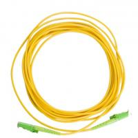 Buy cheap E2000 Network Patch Cord Optical fiber patch cord Pigtail Yellow orange Aqua from wholesalers