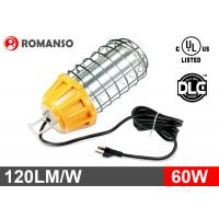 Wholesale Super Bright 60 Watt DLC LED Corn Light / 2835 Smd LED Temporary Work Light from china suppliers