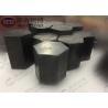 Buy cheap SIC B4C  Ceramic Bulletproof Ballistic Tiles Single / Double Curve from wholesalers