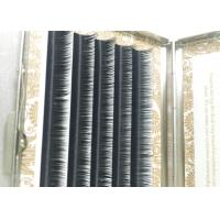 Wholesale Black Nail Art Accessories Everlasting Curve Authentic Siberian Mink Fur Eyelash from china suppliers