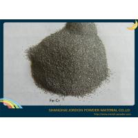 Wholesale 80 Mesh Ferro Chrome Powder 9.0% Carbon Finished Products Without Lump / Dregs from china suppliers