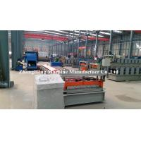 Wholesale Aluminum Panel Roofing Sheet Roll Forming Machine with voltage  220 V 50hz from china suppliers