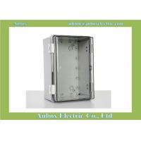 Wholesale 300x200x170mm ip66 PC clear electrical control box IP66 from china suppliers