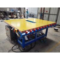 Buy cheap Air Float Application Table with Tilting&Vacuum Suckers,Warm Edge Spacer Air Float Application Table from wholesalers