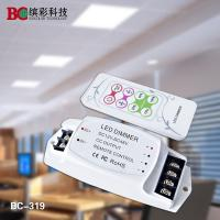 Quality Mini RF Remote control 12V 24V 36V 48V single color PWM 350mA 700mA LED Dimmer for sale