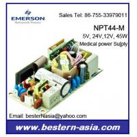 Wholesale Emerson Astec Artesyn NPT44-M 5V 24V 12V medical power supply from china suppliers