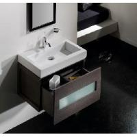 Wholesale Elegant Wall Mounted Plywood Bathroom Vanity (9865B) from china suppliers