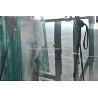Wholesale Fencing French Green Laminated Security Glass With High Temperature from china suppliers