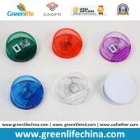 Wholesale Hot Sale Round Shape Paper Fastener Clip with Magnet Holder from china suppliers