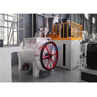 Wholesale PVC Plastic Powder Mixing Machine 1250 Kgh Auxiliary For Plastic Tile Making Machine from china suppliers