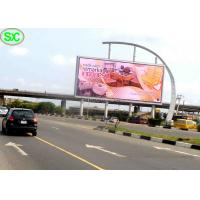 Wholesale Video Outdoor SMD LED Billboard p6 Advertising Usage with Power Saving from china suppliers