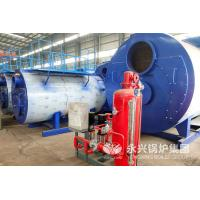 Wholesale 3 Ton Industrial Gas Fired Hot Water Boiler 2.1MW No Explosion Risk Simple Operation from china suppliers