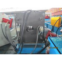 Buy cheap Automatic Pipe Roll Forming Machine Hydraulic 5.5kw Motor Power from wholesalers