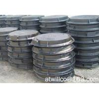 Wholesale Ductile Iron Manhole Cover Mass sale cost-effective  made in china for export with low price and high quality on sale from china suppliers