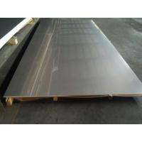 Wholesale Hairline Ferritic Cold Rolled Stainless Steel Sheet , Cold Rolled Plate Steel from china suppliers