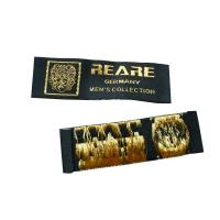 Wholesale Custom Embroidered Plain Clothing Woven Labels, Name Label For Bags, Shoes, Hats, Gloves from china suppliers