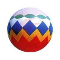 Wholesale Blue diamond graphics inflatable helium balloon from china suppliers