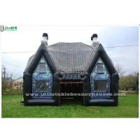 Buy cheap Outdoor Parties Giant Inflatable Pub Tent With Complete Digital Printing from wholesalers