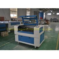 Wholesale Cloth / Jeans CNC Co2 Fabric Laser Cutting Machine With Beijing Reci Laser Tube from china suppliers
