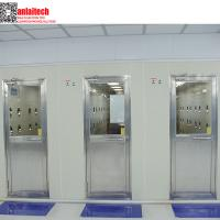 Wholesale Tunnel passageway Air shower With Door Interlock from china suppliers