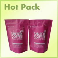 Wholesale Food Grade MOPP Stand Up Pouch Packaging With Ziplock And Tear Notch from china suppliers